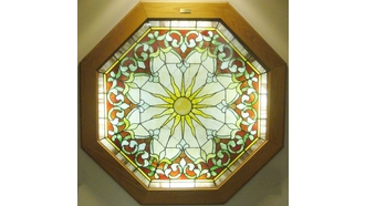 Picture of rotunda glass