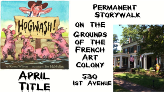 April 2021 StoryWalk