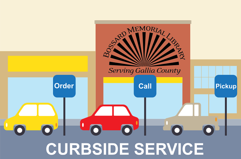 Curbside Service graphic