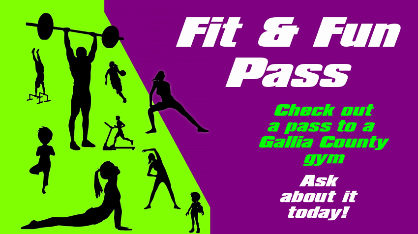 Fit and Fun Pass graphic