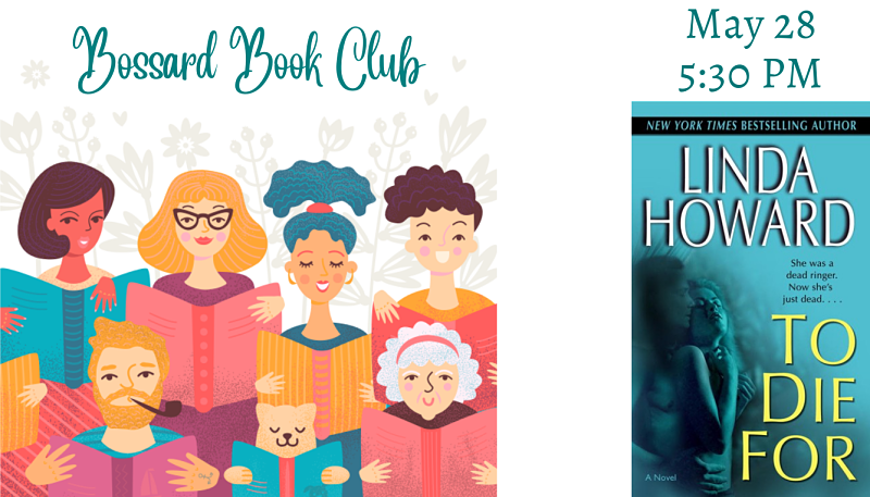 May 2020 Adult Book Club