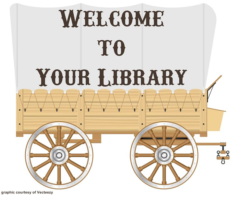 Welcome wagon graphic